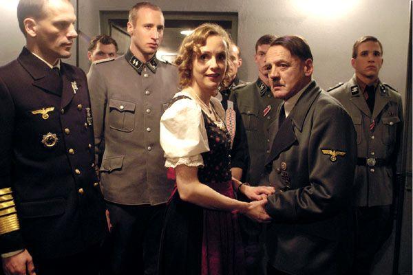 Бруно Ганц в фильме Üntergang (2004)