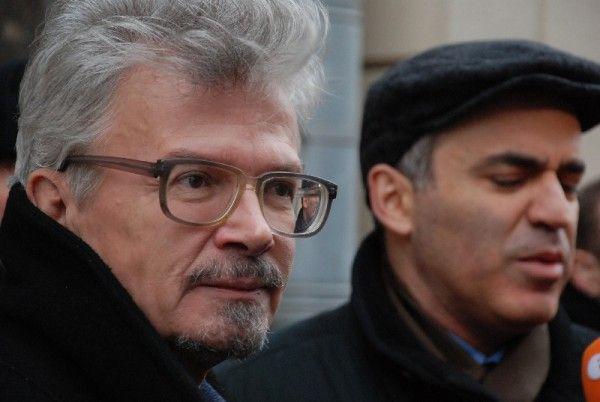 Лимонов и Каспаров