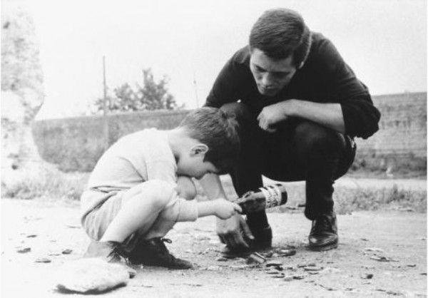 """Пазолини исследовал люмпен-пролетариат не только из-за эстетства. Как и многие левые интеллектуалы его времени, Пазолини находился в поиске «нового революционного субъекта» / Кадр из фильма """"Аккаттоне"""""""