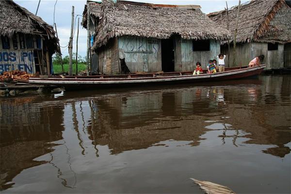 Плавучие трущобы (Бангладеш)