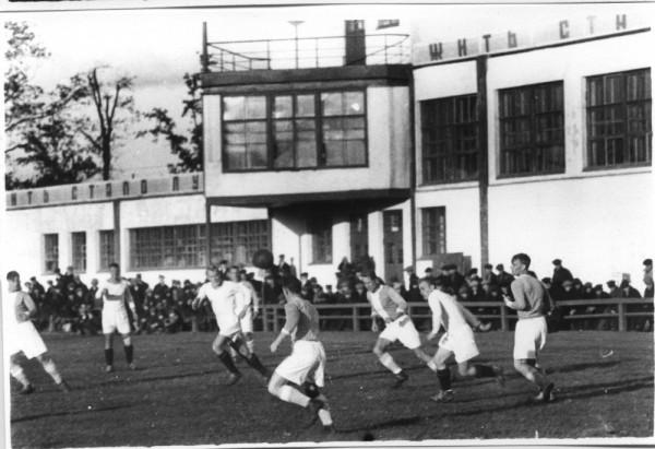 до войны в высшем дивизионе (группе А) Ленинград представляли сразу пять команд: «Динамо», «Зенит», «Электрик», «Сталинец» и «Спартак»