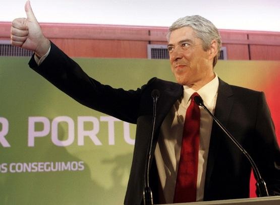 Ещё два года назад лидер португальских социалистов праздновал победу