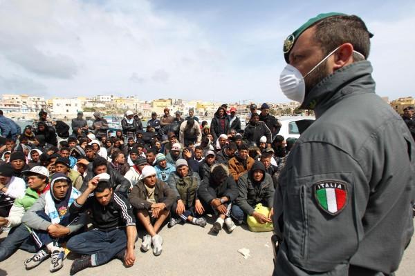 Италия оказалась не готова к наплыву иммигрантов