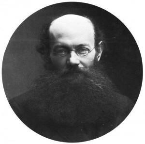 Пётр  Алексеевич Кропоткин (1842-1921)