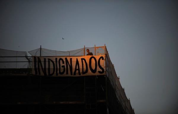 Индигнаты (исп. indignados) – негодующие, возмущенные