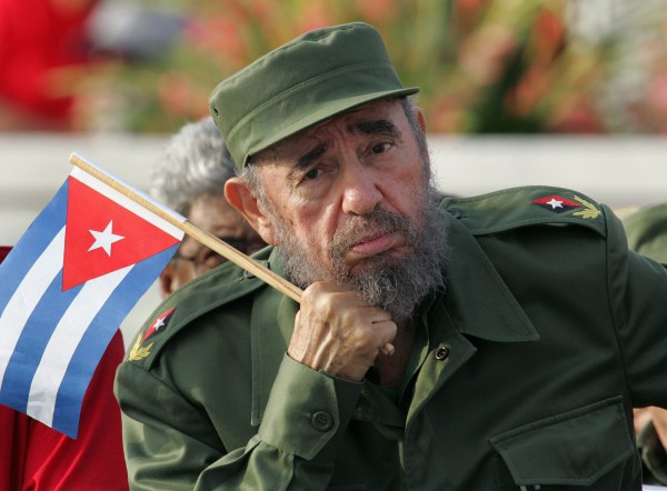 Фидель Кастро сейчас ведёт самый трудный бой