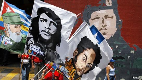 Если понимать демократию, как народовластие, то народное участие в исправлении власти в Венесуэле, несомненно, самое широкое в Западном полушарии. Чавес отказался от проторенного и порочного пути однопартийных диктатур и «народных фронтов»