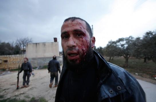 В Сирии на стороне повстанцев воюют, что уже неоднократно доказано и не отрицается ведущими западными газетами и журналами, джихадисты из самых разных мусульманских стран