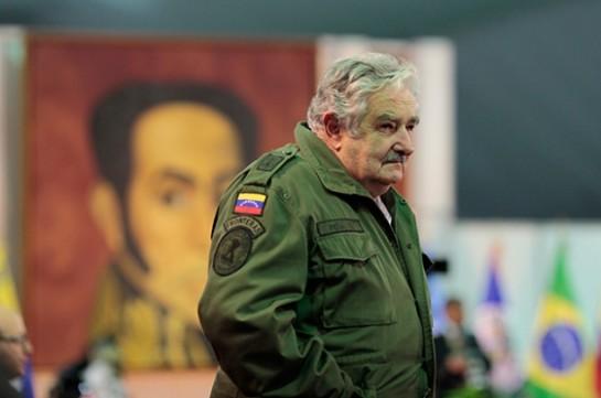 Хосе Мухика — бывший партизан, а ныне президент Уругвая от Широкого фронта