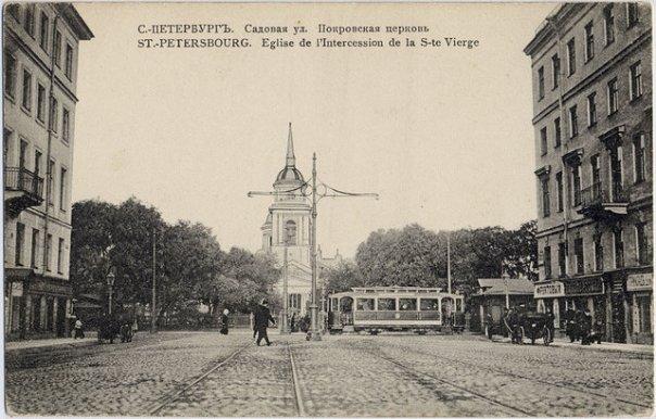 Прихожанами Покровской церкви, взорванной в 1932 году, были Александр Сергеевич Пушкин и его родители