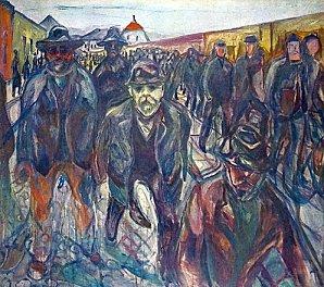 Сорель отмечает, что взаимоотношения революционеров  и пролетариата схожи с порядками в революционной армии Франции