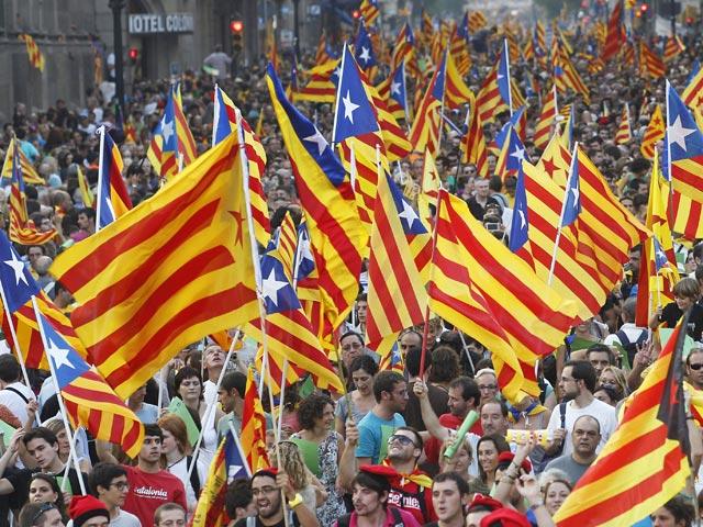 """Ллуис Сальвадо:  """"Я не знаю, сколько этого придётся ждать, год или пять лет, но я верю в то, что, рано или поздно, национальный гимн Каталонии прозвучит на футбольном Мундьяле…"""""""