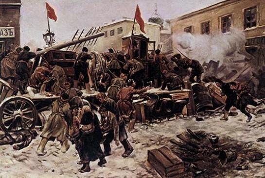 Первую русскую революцию Шарль Пеги воспринял как одно из главных событий эпохи