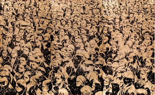 """""""Весьма легко незначительному меньшинству личностей, сознательных и решительных, заставить толпу проникнуться самыми широкими идеями"""". Жан Грав"""