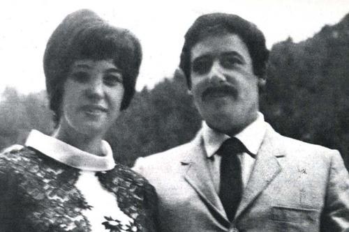 Мара Кагол и Ренато Курчо