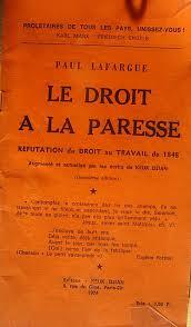 На французском языке памфлет впервые был напечатан в 1880-м  во втором выпуске еженедельника «Равенство» (L' Egalite)
