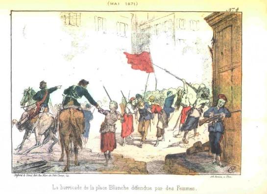 Коммуна потеряла численное превосходство в военной силе. Пруссаки по приказанию канцлера Отто фон Бисмарка, не желавшего победы революции во Франции, выпустил из плена несколько десятков тысяч французских солдат для разгрома Коммуны