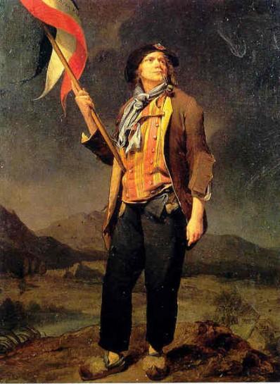 Великая революция во Франции, которая началась через полтора века после революции английской, стала классическим типом буржуазной революции