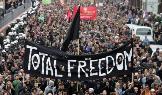 Михаил  Бакунин: «Моя личная свобода, подтверждённая таким образом свободой всех, становится беспредельной».