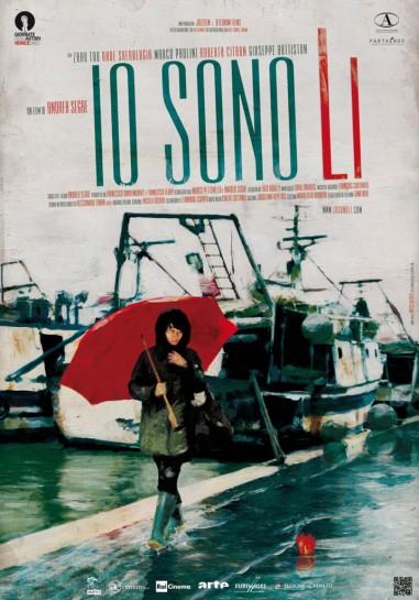 """Очень хороший фильм показали на XI Фестивале нового итальянского кино N.I.C.E. в Санкт-Петербурге — «Ли и Поэт». На итальянском фильм называется  """"Io sono Li"""""""