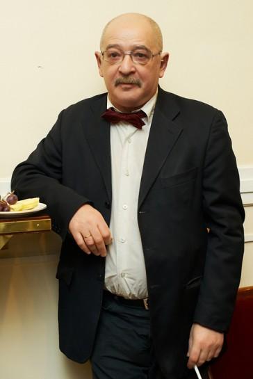 """Лев Лурье - краевед, журналист, писатель, обладатель Гран-При конкурса """"Золотое перо"""""""