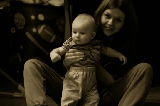 Семь месяцев назад я родила второго ребёнка – сына себе родила. Ни кому-нибудь, а вот себе самой