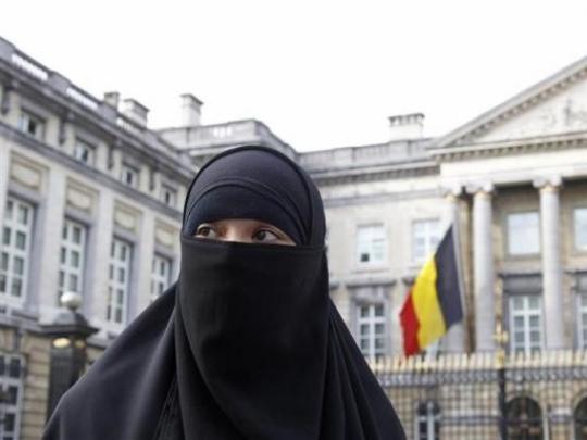 В Брюсселе огромное количество выходцев из мусульманских и африканских стран