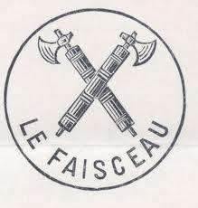 """В 1925-м благодаря усилиям Валуа появилась «мятежная лига» «Пучок» (""""Faisceau"""") – первая открыто фашистская  организация за пределами Италии"""