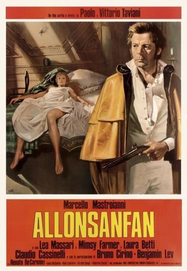 «Аллонзанфан» рассказывает об итальянских карбонариях – членах тайного, глубоко законспирированного общества, действовавшего в Италии с 1807 по 1832 год