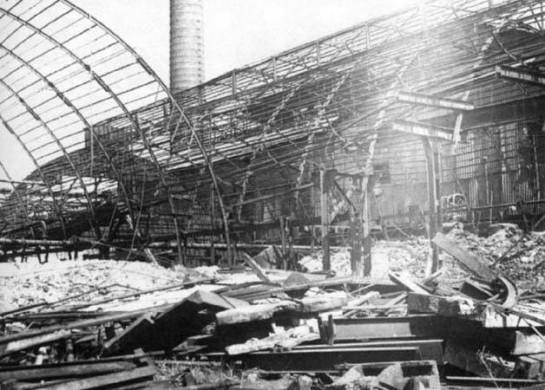 Почти всё, что построили в СССР при Сталине, лежит в руинах