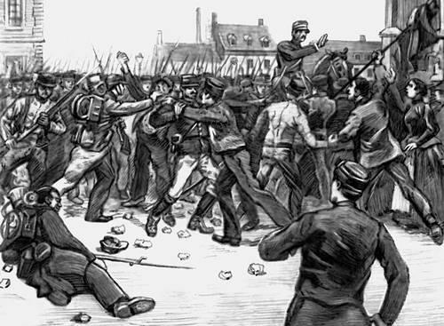Расстрел демонстрации в Фурми 1 мая 1891 года