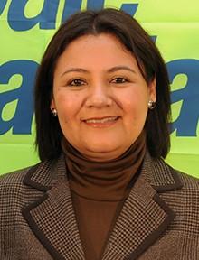 Дора Агуирре - руководитель Национальной комиссии правящего альянса по международным отношениям м депутат Национального собрания Эквадора