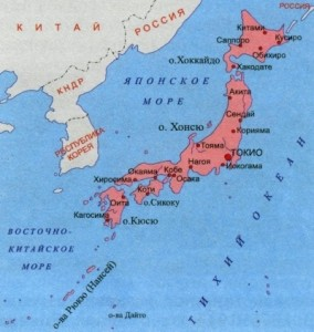 Нагоя является самым крупным городом в регионе Чубу и четвёртым по населённости городским пространством на японских островах