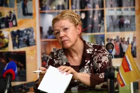 Елена Мизулина стала жертвой либерального троллинга. Либеральные СМИ приписывают ей слова, которые она не произносила