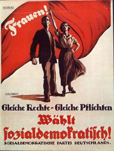 Оскар Лафонтен, покинувший в начале 2000-х СДПГ, констатировал: «Если Социал-демократическая партия не вернётся к своим корням, её ожидает политическая смерть»