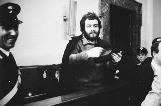 Истинные виновники бойни — активисты неофашистской организации «Новый порядок» Франко Фреда и Джованни Вентура — оставались на свободе до 1971 года. Как установило следствие, и Франко Фреда, и Джованни Вентура (на фото) действовали по заданию итальянской контрразведки СИД