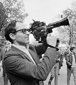 «Вместо того чтобы быть французским режиссёром сегодня, здесь, в Париже, — писал режиссёр авангардного кино («новой волны») Жан Люк Годар, — я бы предпочёл бы быть китайским режиссёром на жаловании в Пекине»