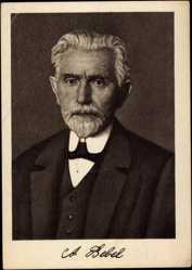 Август Бебель (22 февраля 1840 — 13 августа 1913) — деятель германского и международного рабочего движения, социал-демократ, один из основателей СДПГ