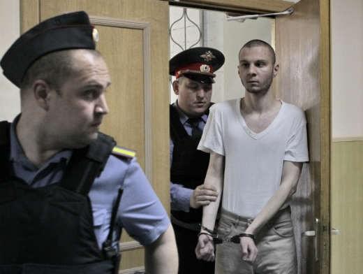 Когда-нибудь парни типа Володи Акименкова возглавят новый НКВД
