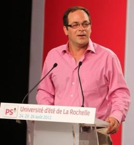 Эммануэль Морель - один из лидеров левого течения французской соцпартии «Сейчас левые»