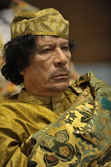 Муаммар Каддафи (1940/42 - 2011) - Братский лидер и руководитель первосентябрьской Великой революции Социалистической Народной Ливийской Арабской Джамахирии
