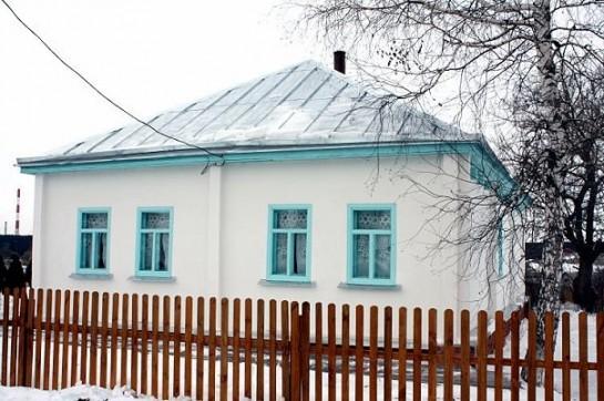 Дом-музей Василия Ерошенко в Обуховке