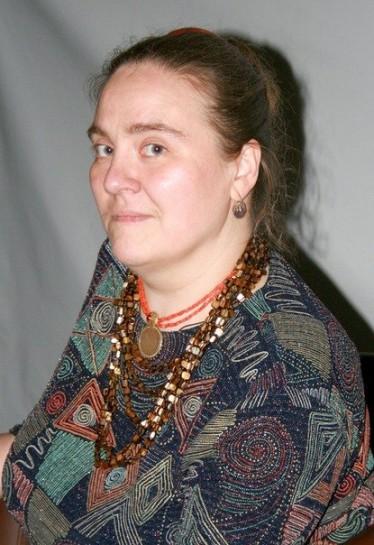 Юлия Патлань - украинский филолог, современный исследователь жизни и творчества Василия Ерошенко
