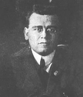 Амадео Бордига - один из организаторов ИКП, из которой его исключили за левое сектантство.