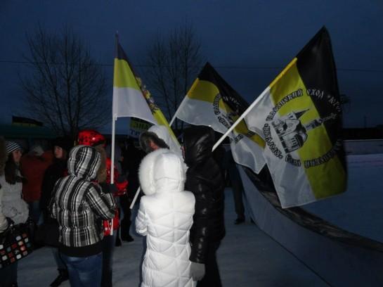 В январе участники «Югорского славянского схода» напали на приезжего из Киргизии. Один из них нанёс гастарбайтеру 14 ударов ножом