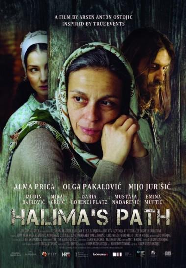 «Путь Халимы — тяжёлый фильм. Его действие происходит в Западной Боснии. Боснийская крестьянка Халима (Альма Прица) ищет останки своего мужа и сына-подростка