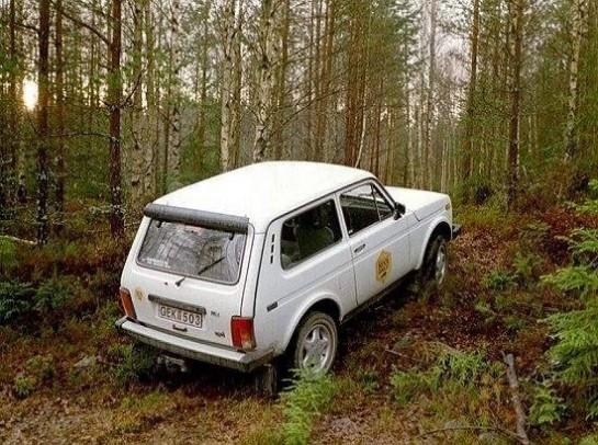 Первый в мире комфортабельный внедорожник был разработан и выпущен на ВАЗе в 1976 году под торговой маркой «Нива». Во Франции и Германии на него была очередь