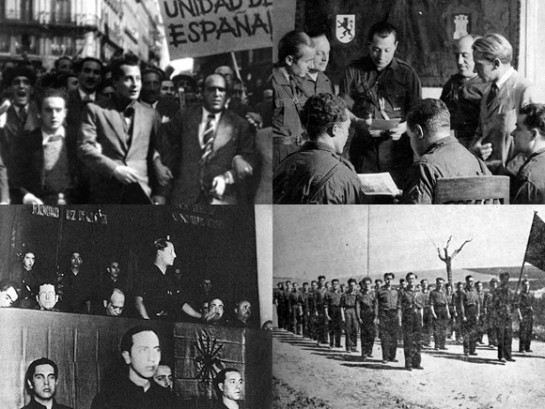 """Хосе Антонио Примо де Ривера: """"Нас объединяет с социализмом то, что мы хотим улучшить положение пролетариата"""""""