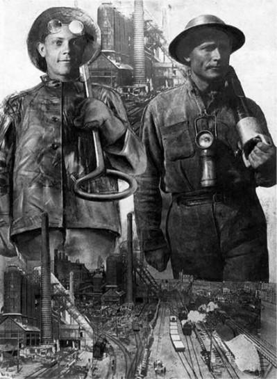 В 1930-х были построены Днепрогэс и Магнитка, «Уралмаш» и Челябинский тракторный завод, множество других предприятий, ставших основой советской индустрии. Страна не прошла, а промчалась от крестьянской сохи до промышленно-развитого общества