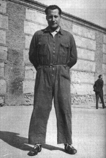 Хосе Антонио Примо де Ривера был расстрелян в тюрьме Аликанте